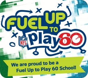 Proud to be a Fuel Up to Play School
